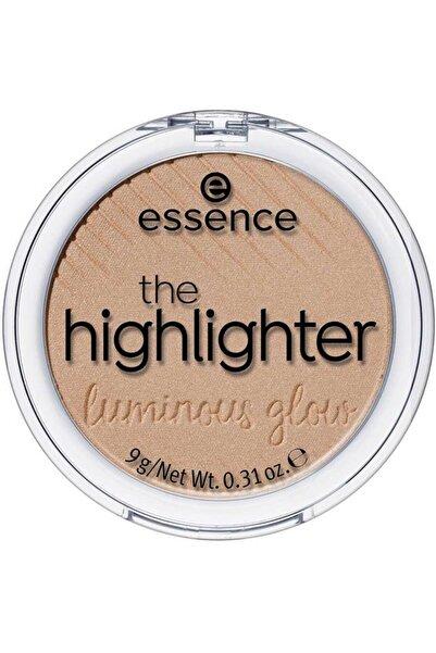 Essence The Highlighter Powder Aydınlatıcı Pudra No: 02