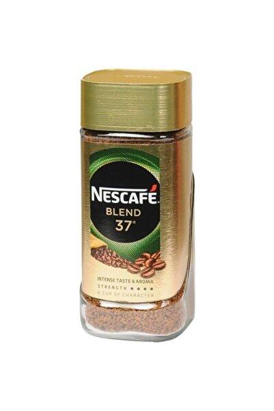 Nestle Nescafe Blend 37 Intense Taste&aroma Çözünebilir Kahve 100gr