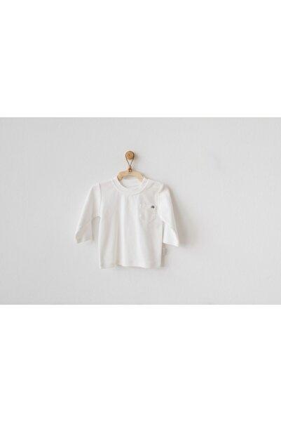 andywawa Erkek Bebek Ekru  Tshirt AC20259 -02145
