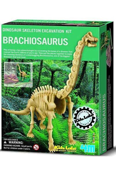 4M Brachiosaurus Dinozor Kazı Seti 3237