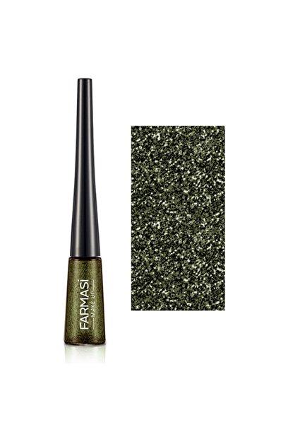 Farmasi Glitter Eyeliner - Iridescent Green (04) 5 Ml