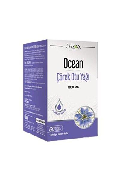 Orzax Ocean Çörek Otu Yağı