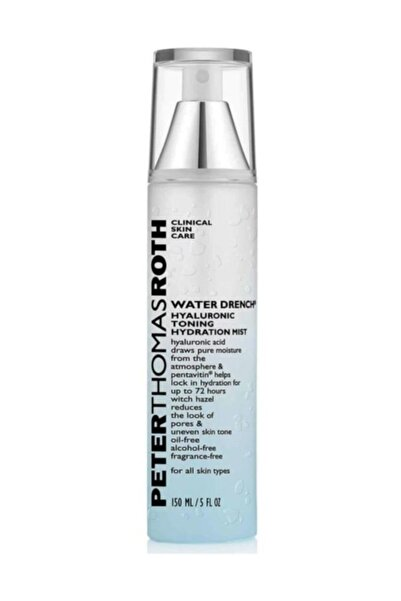 PETER THOMAS ROTH Water Drench Hyaluronic Cloud Hydrating Toner Mist 150ml