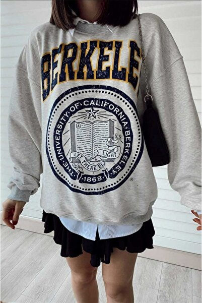 Enjoys Kadın Berkeley Sweatshirt