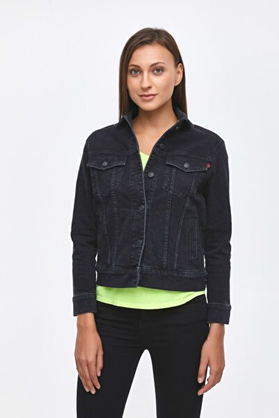 Ltb Kadın Siyah Ceket