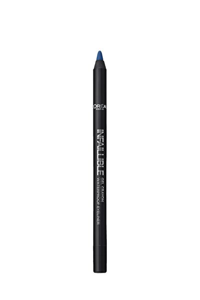 L'Oreal Paris Dudak Kalemi - Infaillible Lip Pencil 16 Navy Life 3600523563548