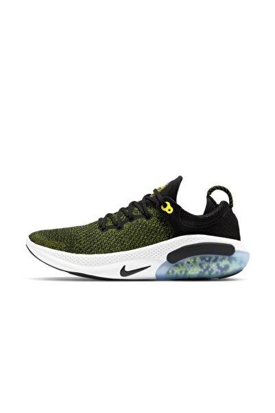 Nike Joyride Run Flyknit Black Opti Yellow Spor Ayakkabı Aq2730-010