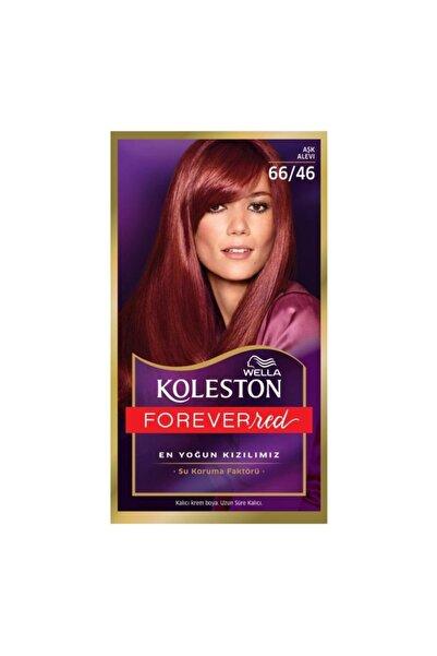 Koleston Set 66/46 Aşk Alevi Saç Boyası Wella