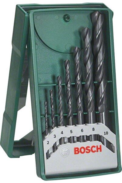 Bosch - X-line Mini 7 Parça Metal Matkap Ucu Seti