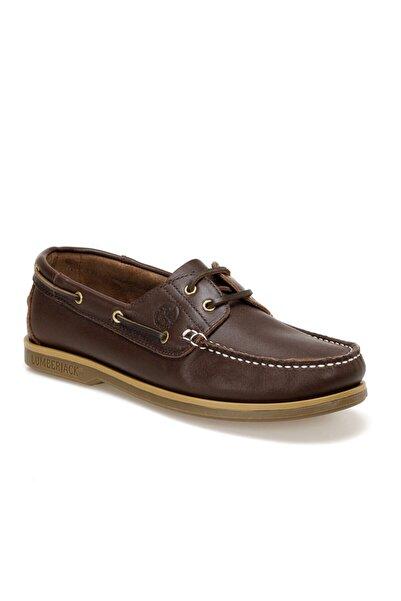 lumberjack Erkek Navigatör Deri Günlük Ayakkabı