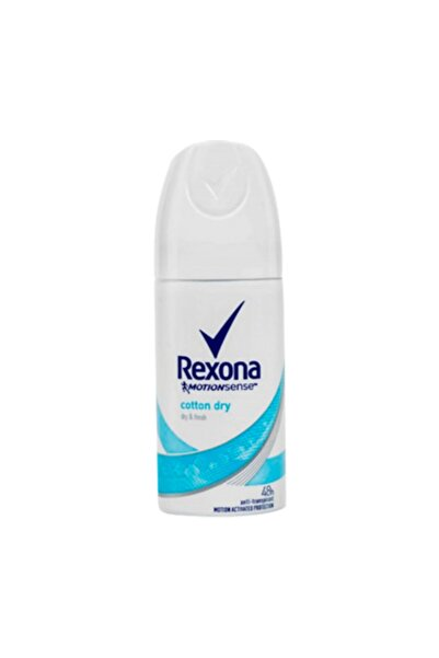 Rexona Cotton Dry Mini Deodorant 35ml (Seyahat Boyu)