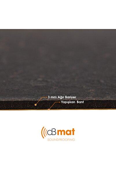 dB Sound Proofing Dbmat Ağır Bariyer (Araç Oto Ses Yalıtımı) Bitüself Db Mat