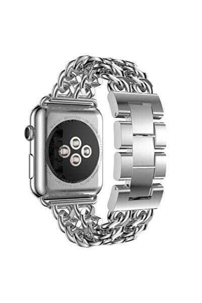 zore ???apple Watch 44mm Cowboy Metal Kordon
