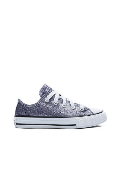 converse Chuck Taylor All Star Ox Çocuk Mor Sneaker