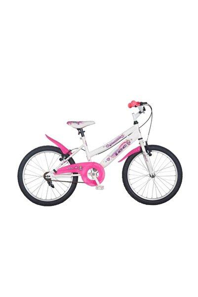 TEC Kız Çocuk Beyaz Matilda 20 Jant Bisikleti