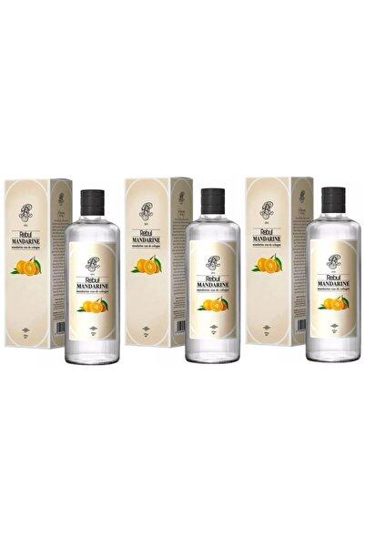 Rebul Mandarine 270 ml. Cam Şişe* 3 Adet