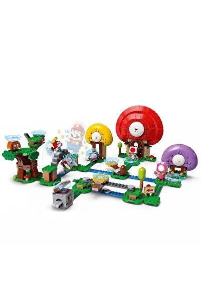 LEGO Toad'un Hazine Avı Ek Macera Seti 71368