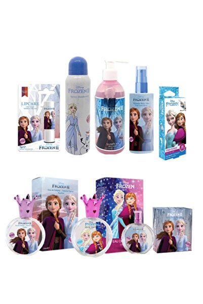 Frozen Çoklu Set