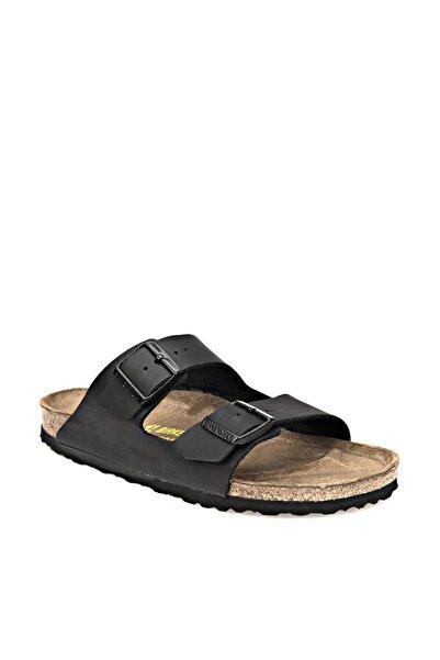 Birkenstock Erkek Siyah Arizona Terlik Sandalet