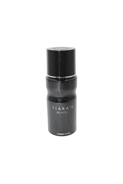 Tiaras Tıaras Deo 150 ml Bay Black