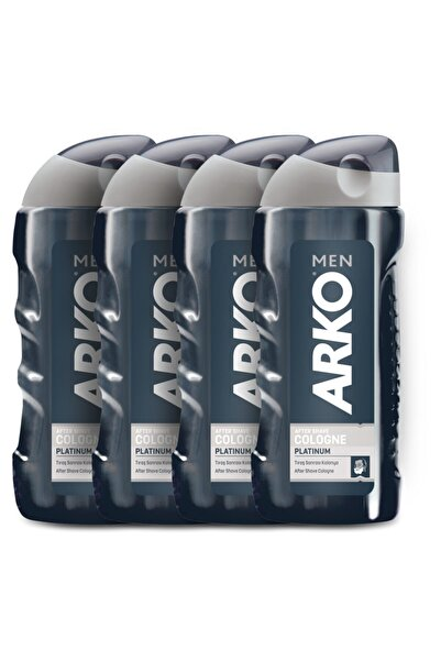 Arko Men Men Platinum Tıraş Kolonyası 4x250ml