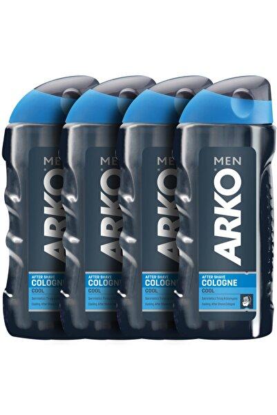 Arko Men 4'lü Cool Tıraş Kolonyası 4x250 Ml