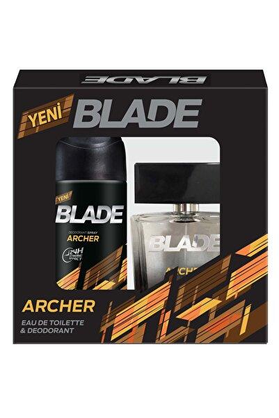 Blade Archer Edt 100 ml Erkek  Parfüm Seti