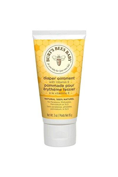 Burts Bees Bebek Pişik Önleyici Krem - E Vitaminli Formül 85 Gr