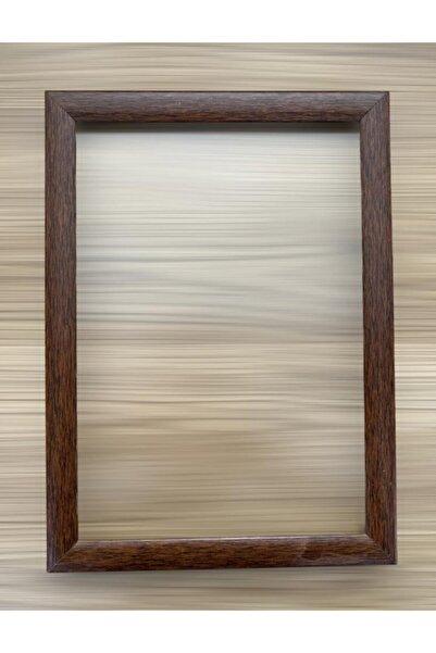 BAKİ ÇERÇEVE Kara Kalem Çerçevesi 35x50 Camlı