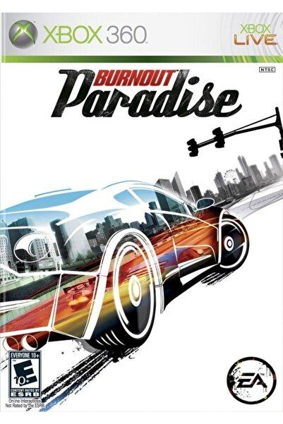 cesmetek Burnout Paradise Xbox 360