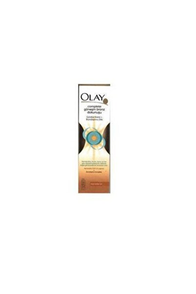 OLAY Coplate Güneşin Bronz Dokunuşu Gündüz Kremi+bronzlaştırıcı Etki 50 Ml Spf 15 Açık Tenliler