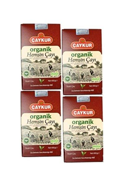 Çaykur Organik Çay Hemşin 4 X 400 gr