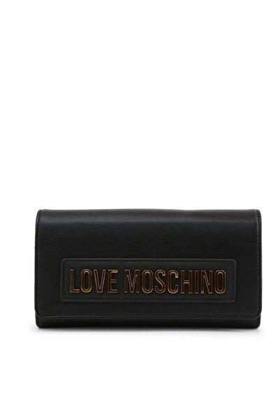 Love Moschino Baskılı Cüzdan Kadın Cüzdan Jc5625pp1blk0000