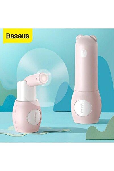 Baseus Tricolor Bear 2000mah Taşınabilir Mini Soğutucu Fan