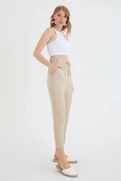 Chima Bağcıklı Pantolon