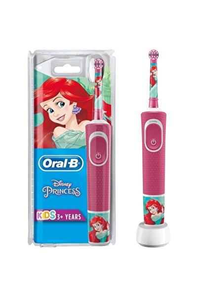 Oral-B Princess Çocuklar Için Şarj Edilebilir Diş Fırçası 3+ Yaş