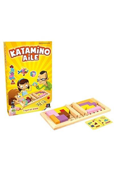 Anne Gigamic Katamino Aile Kutu Oyunu