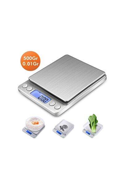 REDMOON Dijital Hassas Mutfak Tartısı - Mutfak Terazisı 500gr/0.01gr