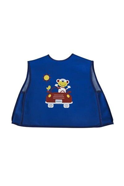 Sevi Bebe Körüklü Giymeli Önlük Art-515 Lacivert