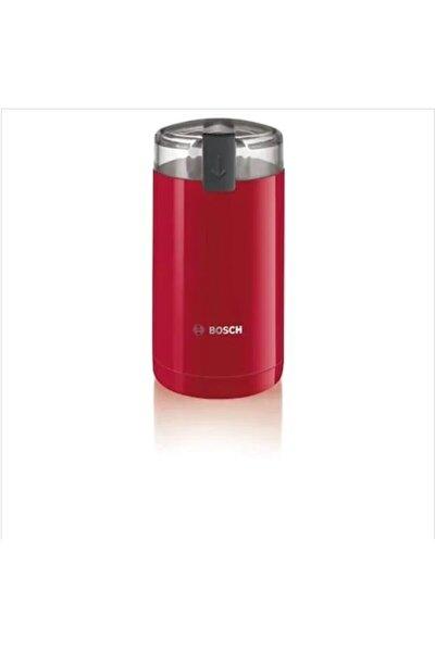 Bosch Tsm6a014r Kahve Değirmeni Ve Öğütücü Kırmızı