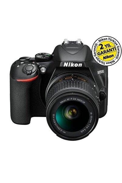 NİKON D3500 Af-p 18-55mm Fotoğraf Makinesi (distribütör Garantili)