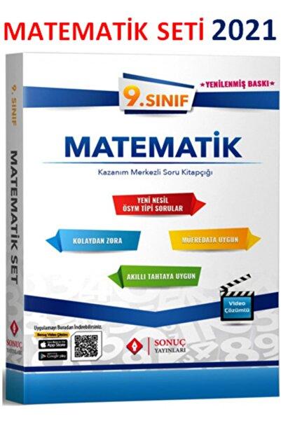 Sonuç Yayınları 9 Sınıf Matematik Seti 2022