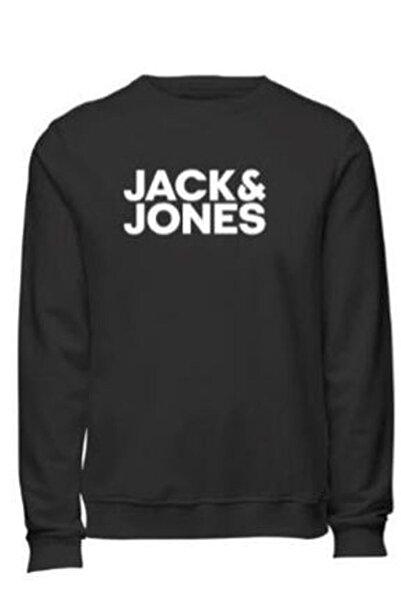 Jack & Jones Erkek Jjecorp Logo Sweat Crew Neck Smu Sweat Shirt 20k-ıntg 12190578