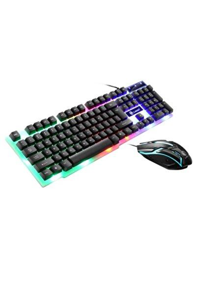 Lennox Lx-815 Kablolu Gaming Oyuncu Klavye Mouse Set