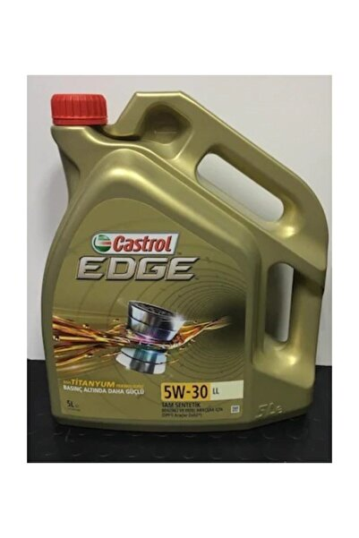 CASTROL Edge 5w30 Ll 5 Lt 2020 Üretim