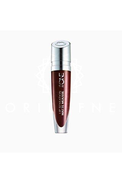 Oriflame The One Lip Sensation Mat Köpüksü Likit Ruj 5 Ml. Chocolate Crave
