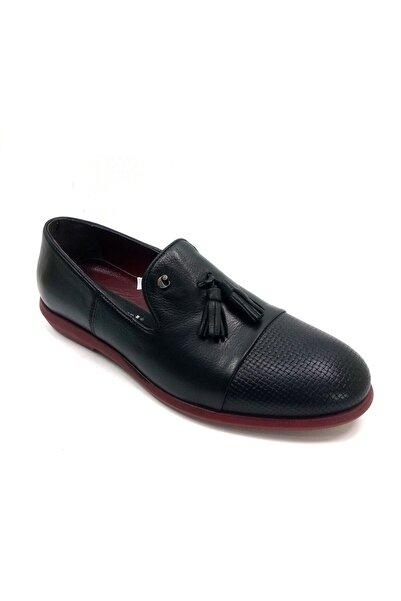 Cacharel Erkek Siyah Corcik Ayakkabı
