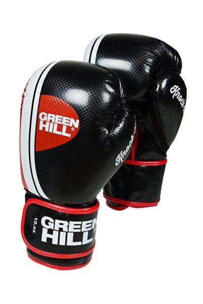 Green Hill Knockout Boks Eldiveni Siyah - Bgk-2266