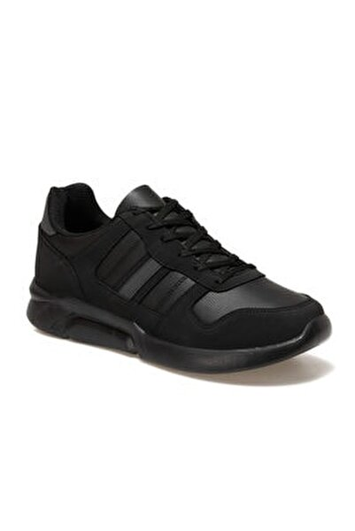 EC-2007 Siyah Erkek Spor Ayakkabı 101015659