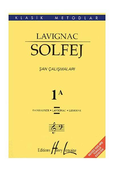 Porte Müzik Eğitim Merkezi Lavignac Solfej 1a (Büyük Boy)